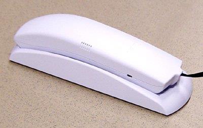 Telefone Gôndola Intelbrás TC-20 Cinza