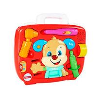 BRINQUEDO MATTEL FISHER PRICE APRENDER E BRINCAR CUIDANDO DO CACHORRINHO FVC83