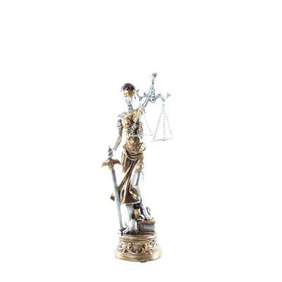 ADORNO DAMA DA JUSTIÇA CONCEPTS 437-493765