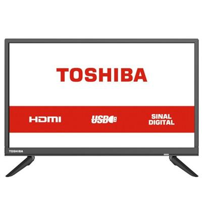 TV 24 TOSHIBA LED HD 24L1850 PT