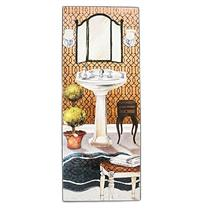 Quadro Decorativo Latcor 56728 8x20'' Sem Moldura