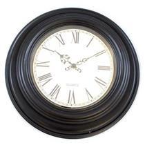 Relógio de Parede Latcor USH201C Preto