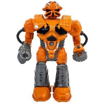 Brinquedo Robô Tecno XR-S DTC 3151 Plástico