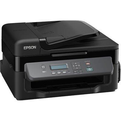 Impressora Multifuncional Epson Ecotank Mono Wi-fi M205 Tanque Bivolt Preto