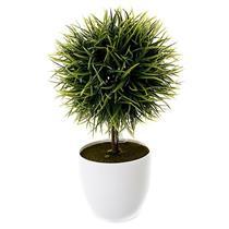 Planta Artificial Latcor BX-45693/Y20-01 Plástico Branco e Verde