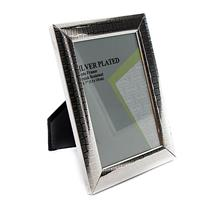"Porta-Retrato Latcor H57-939 Tamanho 5""""x7"""" Metal Prata"