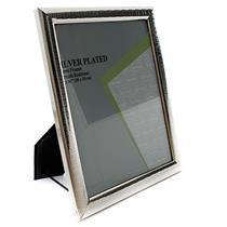 "Porta-Retrato Latcor H57-939 Tamanho 8""""x10"""" Metal Prata"