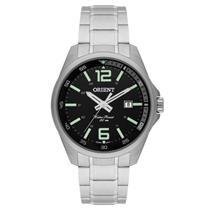 Relógio Masculino Orient MBSS1275 P2SX Analógico Pulseira de Aço Prata