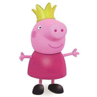 Boneca Peppa Pig Princesa Elka 997 Plástico 15cm