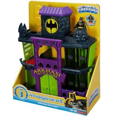 Brinquedo Imaginext Mattel Arkham FDX24