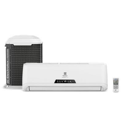 Ar-condicionado Split Inverter Electrolux 9.000 BTUs QE09F/QI09F Classe A 220V