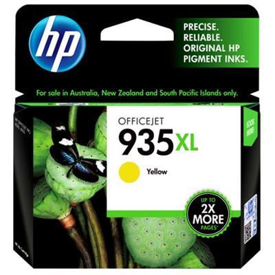 Cartucho de Tinta HP Inc 935XL Amarelo (C2P26AB)