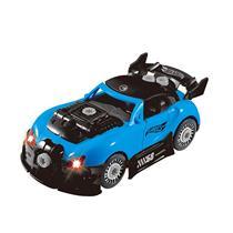 Brinquedo Carro Hot Wheels Tumado Monte e Desmonte seu Carro 79721 25 Peças Plástico