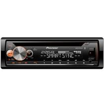 CD PLAYER P/AUTO PIONEER DEH-X500BR