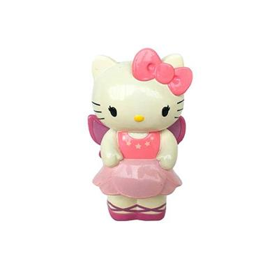 COFRE HELLO KITTY WITH LACE ROSA H41277 URBAN