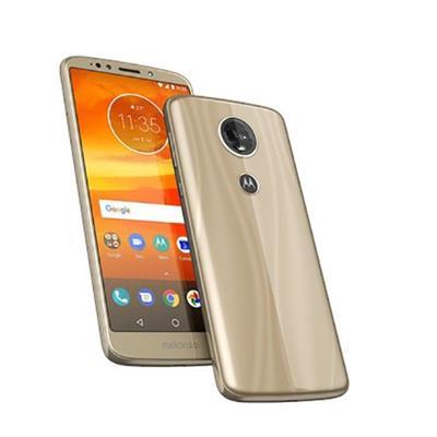 SMARTPHONE LIVRE MOTOROLA MOTO E5 PLUS XT1924 16GB 4G, TELA 6.0 HD+, CÂMERA 12MP + 5MP FRONTAL, ANDROID 8.0, OURO