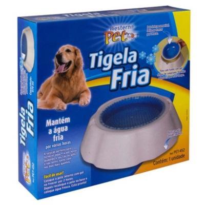 TIGELA FRIA WESTERN PET-452