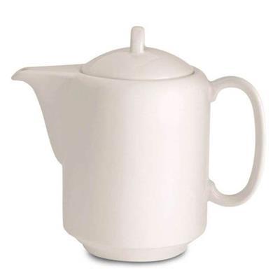 Bule Yoi Actualite 530ml Porcelana Branca