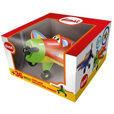 BRINQUEDO DISMAT AIRPLANE ADVENTURE MK253