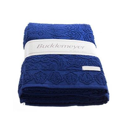 b86082a815 Jogo Toalhas de Banho 2 peças Florentina Buddemeyer Azul - Jogo ...
