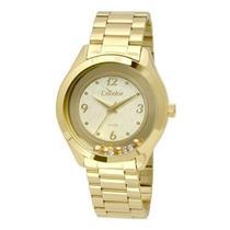 Relógio Feminino Condor CO2036KSS4D Analógico Pulseira de Aço Dourado 4ef3009d94