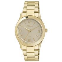 Relógio Feminino Condor CO2039ACK4D Analógico Pulseira de Aço Dourado 1edc9ee2f2
