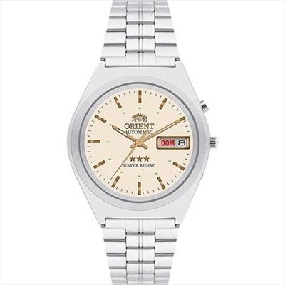 30755411efda70 Relógio Masculino Analógico Orient 469WB1A/C2SX CH Aço Prateado ...