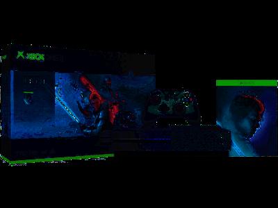 CONSOLE MICROSOFT XBOX ONE S 1TB + STAR WARS JEDI: FALLEN ORDER - 234-01094