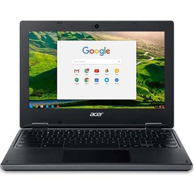 """Notebook - Acer R721t-488h Amd A4-9120c 1.60ghz 4gb 32gb Padrão Amd Radeon R4 Google Chrome os Chromebook 11,6"""" Polegadas"""