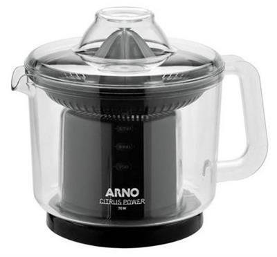 Espremedor de Frutas Arno Citrus Power 1,25L PA 32 110V Preto