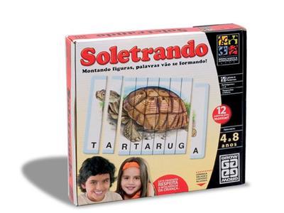 Jogo Soletrando Grow 01690