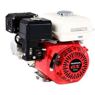 Motor Estacionário Honda GX160H1QDBR 5.5CV Gasolina Branco e Vermelho