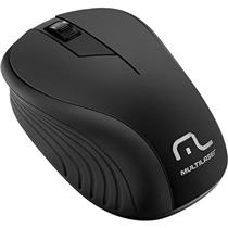 Mouse Multilaser Sem Fio 2.4Ghz Usb MO212 Preto
