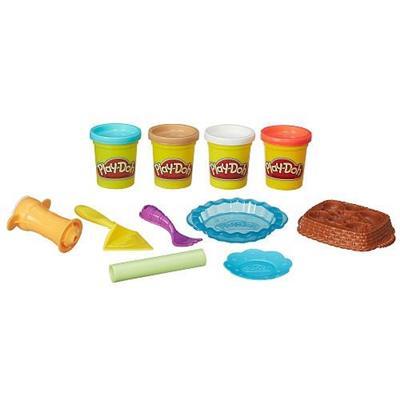 Massa de Modelar Play-Doh Tortas Divertidas Hasbro B3398