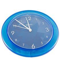 Relógio de Parede Quartz Herweg 6678/88 Estilo Decorativo Azul
