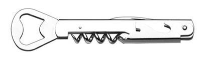 Saca-Rolhas com Abridor de Garrafas Brinox 2310/316 Inox