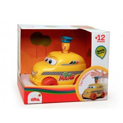 Brinquedo Carro Táxi Maluco Elka 528