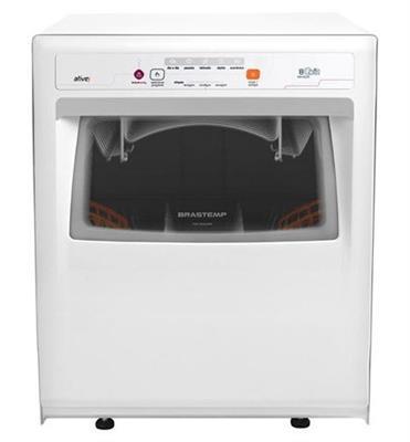 Lava-Louças Brastemp BLF08ABA 8 Serviços 110 V Branco