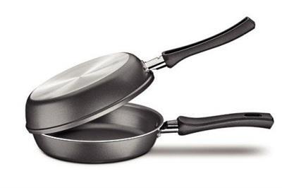 Omeleteira Tramontina 2 Peças 20123/020 Antiaderente Alumínio