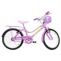 Bicicleta Monark Brisa Aro 20 Aço Carbono Violeta