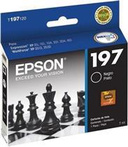 Cartucho para Impressora Epson T197120-AL Cor Preta