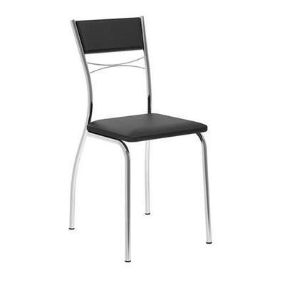 Cadeira Carraro 1701 Napa Preto