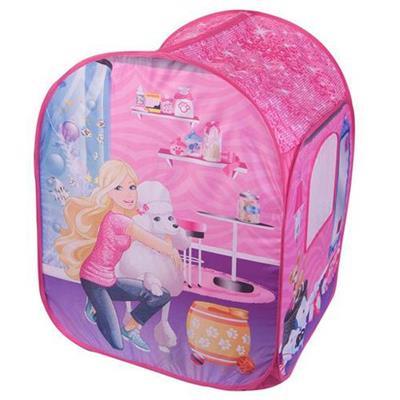 Barraca Infantil com Bolinhas Barbie Doceria Fabulosa Fun 77861
