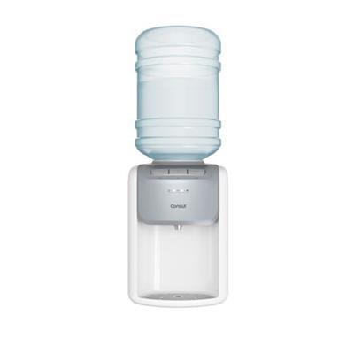 Bebedouro Consul CJD20ABANA Temperatura Regulável 110 V Plástico Branco