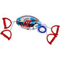 Brinquedo Vai e Vem Spiderman Líder Homem Aranha 2058 Plástico Azule  Vermelho