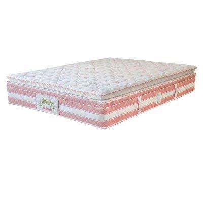 Colchão Casal Pelmex Infinity Bambu 158X198X33 cm Molas Pocket Branco