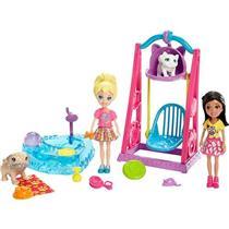 Brinquedo Polly Pocket 2 Amigas O Melhor Dia Mattel DHY67 Sortido Plástico