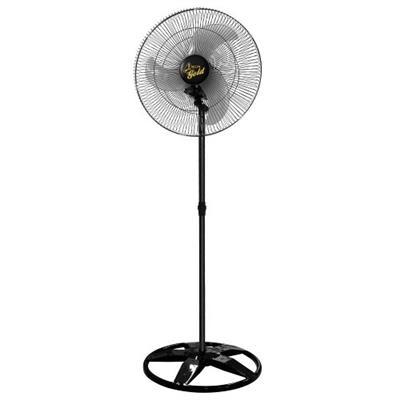 Ventilador de Coluna 60cm Venti Delta Gold Bivolt Preto