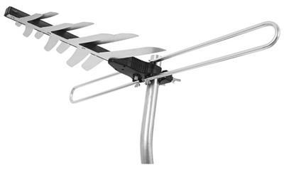 Kit Antena Digital Externa AE4010 Com 20 metros de cabo de Conexão Coaxial(FM VHF UHF) - Intelbras.