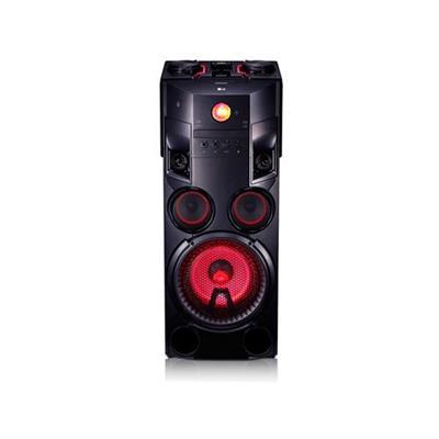 System LG One Body OM7560 1.000W Conectividade Bluetooth e Wireless Preto